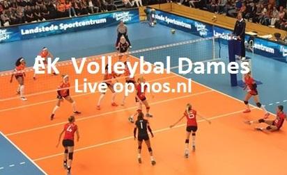 EK volleybal